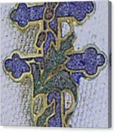 Cross Of Lorraine 1 Canvas Print