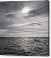 Crossing The Celtic Sea Canvas Print
