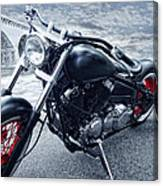 Crotch Rocket Canvas Print