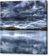 Croton Reservoir Canvas Print