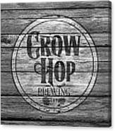 Crow Hop Brewing Canvas Print