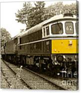Crowcombe Crompton  Canvas Print
