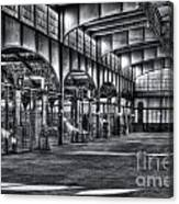 Crrnj Terminal Vi Canvas Print