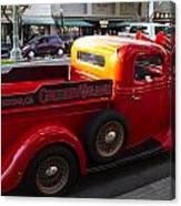 Cruisin Grand Truck Canvas Print