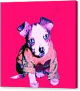 Crystal Warhol Canvas Print