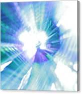 Crystal Blue Persuasion Canvas Print