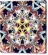 Crystal Fifth Canvas Print