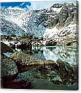 Crystal Lake Canvas Print