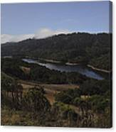 Crystal Springs Watershed - A Private Park For The San Francisco Water Department Canvas Print