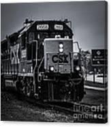 Csx 2668 Canvas Print