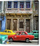 Cuba, Habana Canvas Print