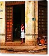 Cuba3 Canvas Print