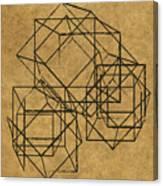 Cubed II Canvas Print