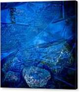 Cubistic Nature Canvas Print