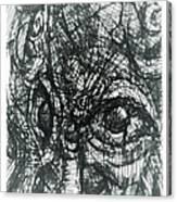 Cubisto 2 Canvas Print