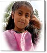 Cuenca Kids 528 Canvas Print