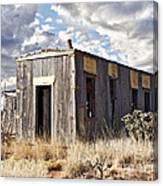 Cuervo New Mexico  Canvas Print