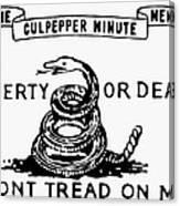 Culpepper Minutemen Canvas Print