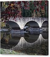 Cumberland Falls Bridge Canvas Print