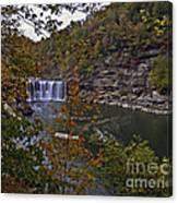 Cumberland Falls E Canvas Print
