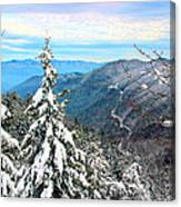 Cumberland Gap Canvas Print