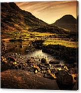Cumbria Canvas Print