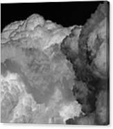Cumulus Congestus Canvas Print