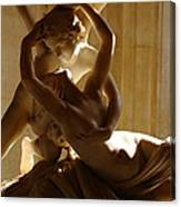Cupid And Psyche Canvas Print