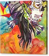 Cupids Noose Canvas Print