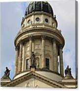 Cupola French Dome - Berlin Canvas Print