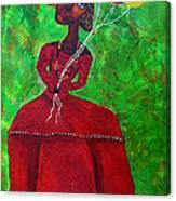 Cuquita Canvas Print