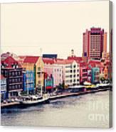 Curacao Canvas Print