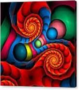 Curbisme-103 Canvas Print