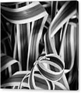 Curley Q Canvas Print