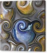 Curlicue II Canvas Print
