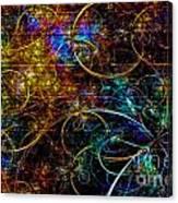 Curlicue Canvas Print