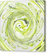 Curly Greens II Canvas Print