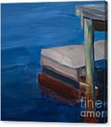 Currituck Dock Canvas Print