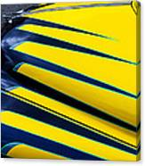 Custom Plymouth Sedan Canvas Print