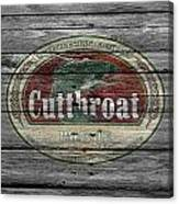Cutthroat Pale Ale Canvas Print
