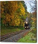 Cuyahoga Valley Scenic Railroad 1 Canvas Print