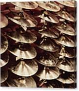 Cymbalogy Canvas Print
