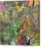 Cynthia's Garden 1 Canvas Print
