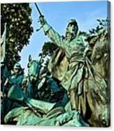 D C Monuments 4 Canvas Print
