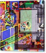 Daas 18 O Canvas Print