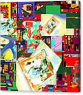 Daas 18a Canvas Print