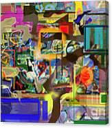 Daas 2 Zf Canvas Print