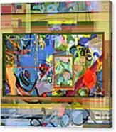 Daas 2z Canvas Print