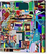 Daas 7a Canvas Print