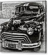 Dad's Olds Canvas Print